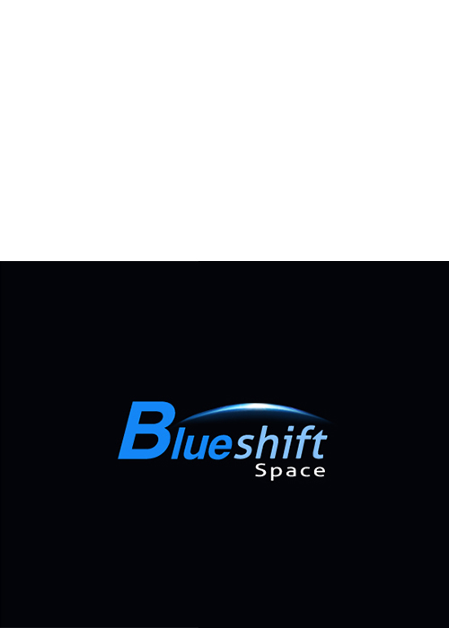 Blue Shift Space