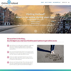 Online In Holland